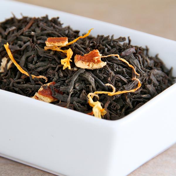 Mrs Oldbucks Pantry Blood Orange tea