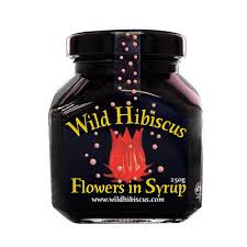 Mrs Olbucks Pantry WILD HIBISCUS FLOWERS