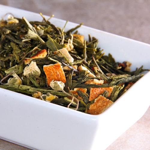Mrs Oldbucks Japanese Lime Tea
