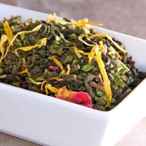 Mrs Oldbucks Olive Leaf Green Tea