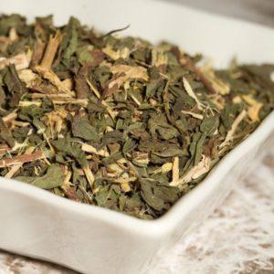 Mrs Oldbucks Pantry Peppermint Liquorice Tea