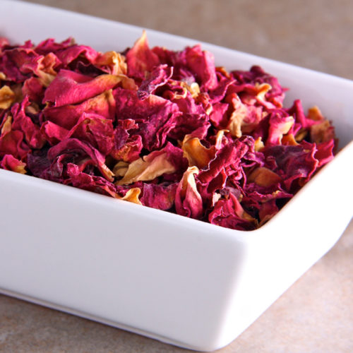 Mrs Oldbucks Pantry Rosepetals - Pink