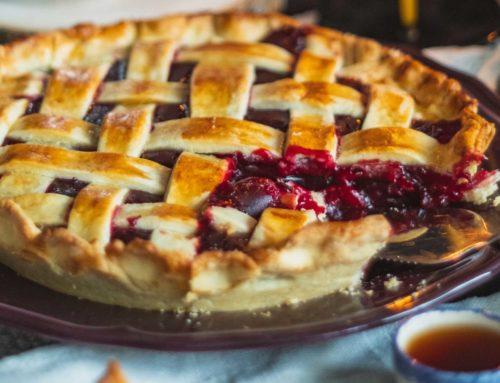 Mrs Oldbucks Pantry Jam Filled Crostata Pie